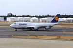 SKYLINEさんが、成田国際空港で撮影したルフトハンザドイツ航空 747-430の航空フォト(飛行機 写真・画像)
