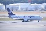 kumagorouさんが、成田国際空港で撮影したYTOカーゴ・エアラインズ 737-36Q(SF)の航空フォト(飛行機 写真・画像)
