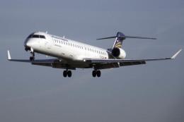 planetさんが、ミュンヘン・フランツヨーゼフシュトラウス空港で撮影したルフトハンザ・シティライン CL-600-2D24 Regional Jet CRJ-900 NextGenの航空フォト(飛行機 写真・画像)