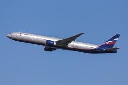 よんろくさんが、成田国際空港で撮影したアエロフロート・ロシア航空 777-3M0/ERの航空フォト(飛行機 写真・画像)