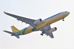 amagoさんが、スワンナプーム国際空港で撮影したセブパシフィック航空 A330-343Xの航空フォト(飛行機 写真・画像)