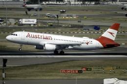 航空フォト:OE-LBK オーストリア航空 A320