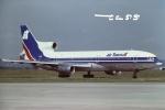 tassさんが、パリ オルリー空港で撮影したエア・トランザット L-1011-385-1-14 TriStar 150の航空フォト(飛行機 写真・画像)