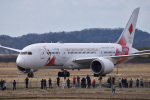 Cスマイルさんが、松島基地で撮影した日本航空 787-8 Dreamlinerの航空フォト(飛行機 写真・画像)