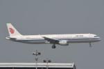 kuro2059さんが、香港国際空港で撮影した中国国際航空 A321-213の航空フォト(飛行機 写真・画像)