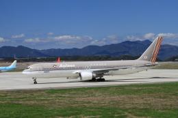 mojioさんが、静岡空港で撮影したアシアナ航空 767-38Eの航空フォト(飛行機 写真・画像)