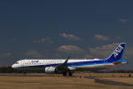 ケンジウムさんが、広島空港で撮影した全日空 A321-272Nの航空フォト(飛行機 写真・画像)