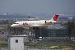 WING_ACEさんが、仙台空港で撮影したジェイ・エア CL-600-2B19 Regional Jet CRJ-200ERの航空フォト(飛行機 写真・画像)