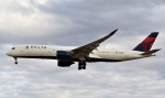 鉄バスさんが、成田国際空港で撮影したデルタ航空 A350-941の航空フォト(飛行機 写真・画像)