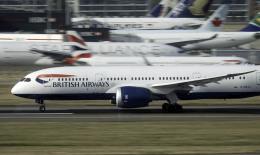 planetさんが、ロンドン・ヒースロー空港で撮影したブリティッシュ・エアウェイズ 787-8 Dreamlinerの航空フォト(飛行機 写真・画像)