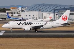 きんめいさんが、伊丹空港で撮影したジェイエア ERJ-170-100 (ERJ-170STD)の航空フォト(飛行機 写真・画像)