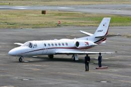 Gambardierさんが、岡南飛行場で撮影した読売新聞 560 Citation Encore+の航空フォト(飛行機 写真・画像)