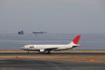 mojioさんが、羽田空港で撮影した日本航空 A300B4-622Rの航空フォト(飛行機 写真・画像)