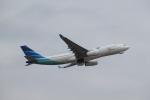 mojioさんが、成田国際空港で撮影したガルーダ・インドネシア航空 A330-243の航空フォト(飛行機 写真・画像)