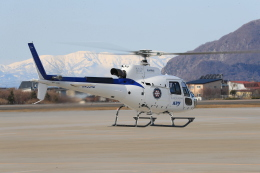 Tomochanさんが、函館空港で撮影したディーエイチシー AS350B3 Ecureuilの航空フォト(飛行機 写真・画像)