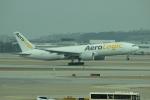 uhfxさんが、仁川国際空港で撮影したエアロ・ロジック 777-FBTの航空フォト(飛行機 写真・画像)