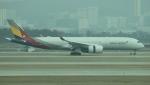 uhfxさんが、仁川国際空港で撮影したアシアナ航空 A350-941XWBの航空フォト(飛行機 写真・画像)