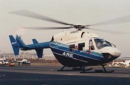 東京ヘリポート - Tokyo Heliport [RJTI]で撮影されたAREの航空機写真