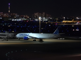 チャレンジャーさんが、羽田空港で撮影したユナイテッド航空 787-10の航空フォト(飛行機 写真・画像)
