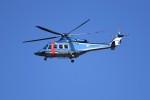 kumagorouさんが、仙台空港で撮影した宮城県警察 AW139の航空フォト(飛行機 写真・画像)