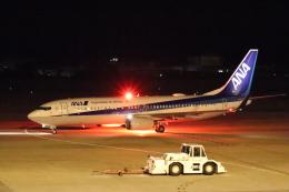ANA大好き男さんが、松山空港で撮影した全日空 737-881の航空フォト(飛行機 写真・画像)