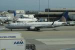 uhfxさんが、サンフランシスコ国際空港で撮影したユナイテッド航空 737-924/ERの航空フォト(飛行機 写真・画像)