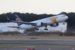 ANA744Foreverさんが、成田国際空港で撮影したMIATモンゴル航空 767-34G/ERの航空フォト(飛行機 写真・画像)
