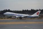 LEGACY-747さんが、成田国際空港で撮影した中国国際貨運航空 747-4FTF/SCDの航空フォト(飛行機 写真・画像)