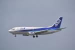 LEGACY-747さんが、那覇空港で撮影したANAウイングス 737-5L9の航空フォト(飛行機 写真・画像)