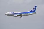 LEGACY-747さんが、那覇空港で撮影したANAウイングス 737-54Kの航空フォト(飛行機 写真・画像)