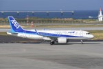 kumagorouさんが、那覇空港で撮影した全日空 A320-271Nの航空フォト(飛行機 写真・画像)