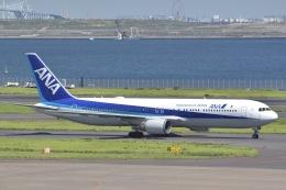 東空さんが、羽田空港で撮影した全日空 767-381/ERの航空フォト(飛行機 写真・画像)