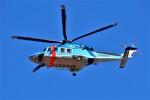 hidetsuguさんが、札幌飛行場で撮影した北海道警察 AW139の航空フォト(飛行機 写真・画像)