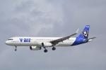 LEGACY-747さんが、那覇空港で撮影したV エア A321-231の航空フォト(飛行機 写真・画像)
