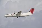 LEGACY-747さんが、那覇空港で撮影した琉球エアーコミューター DHC-8-314 Dash 8の航空フォト(飛行機 写真・画像)
