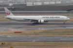 mich_stoneさんが、羽田空港で撮影した日本航空 777-346の航空フォト(飛行機 写真・画像)