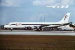 tassさんが、マイアミ国際空港で撮影したファイン・エア・サービシーズ DC-8-54CF Jet Traderの航空フォト(飛行機 写真・画像)