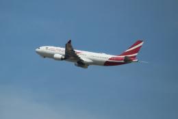 OMAさんが、シンガポール・チャンギ国際空港で撮影したモーリシャス航空 A330-202の航空フォト(飛行機 写真・画像)