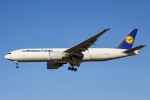 kikiさんが、成田国際空港で撮影したルフトハンザ・カーゴ 777-FBTの航空フォト(飛行機 写真・画像)