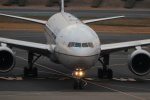 kenzy201さんが、成田国際空港で撮影したユナイテッド航空 777-222/ERの航空フォト(飛行機 写真・画像)