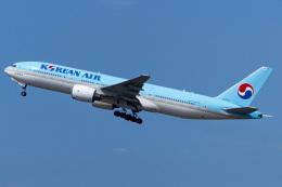航空フォト:HL7531 大韓航空 777-200