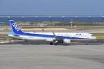 kumagorouさんが、那覇空港で撮影した全日空 A321-272Nの航空フォト(飛行機 写真・画像)