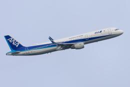 mameshibaさんが、羽田空港で撮影した全日空 A321-211の航空フォト(飛行機 写真・画像)