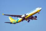 ちゃぽんさんが、成田国際空港で撮影したセブパシフィック航空 A330-343Xの航空フォト(飛行機 写真・画像)