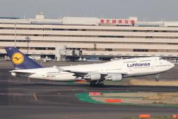 mktさんが、羽田空港で撮影したルフトハンザドイツ航空 747-430の航空フォト(飛行機 写真・画像)