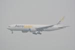 LEGACY-747さんが、香港国際空港で撮影したエアロ・ロジック 777-FZNの航空フォト(飛行機 写真・画像)