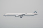 LEGACY-747さんが、香港国際空港で撮影したキャセイパシフィック航空 777-367の航空フォト(飛行機 写真・画像)