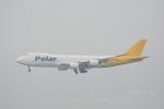 LEGACY-747さんが、香港国際空港で撮影したポーラーエアカーゴ 747-87UF/SCDの航空フォト(飛行機 写真・画像)
