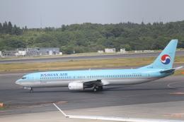 TAK_HND_NRTさんが、成田国際空港で撮影した大韓航空 737-9B5の航空フォト(飛行機 写真・画像)