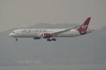 LEGACY-747さんが、香港国際空港で撮影したヴァージン・アトランティック航空 787-9の航空フォト(飛行機 写真・画像)